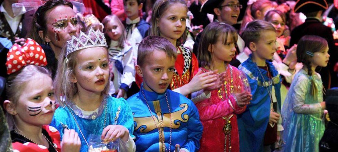 """""""Kinder feiern ausgelassener"""""""
