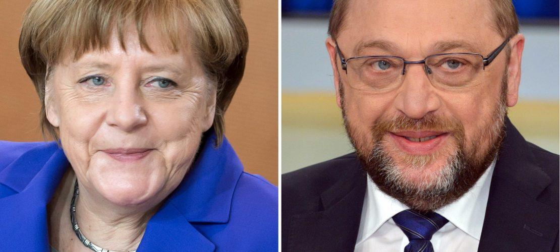 TV-Duell zwischen den Kandidaten