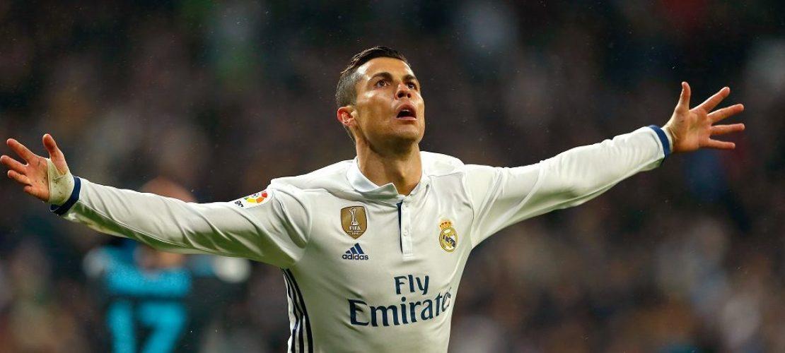 Happy Birthday, Ronaldo!