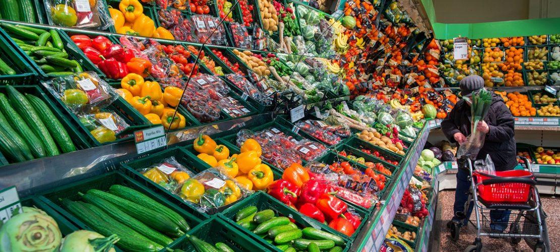 Wo kommt im Winter das Gemüse her?