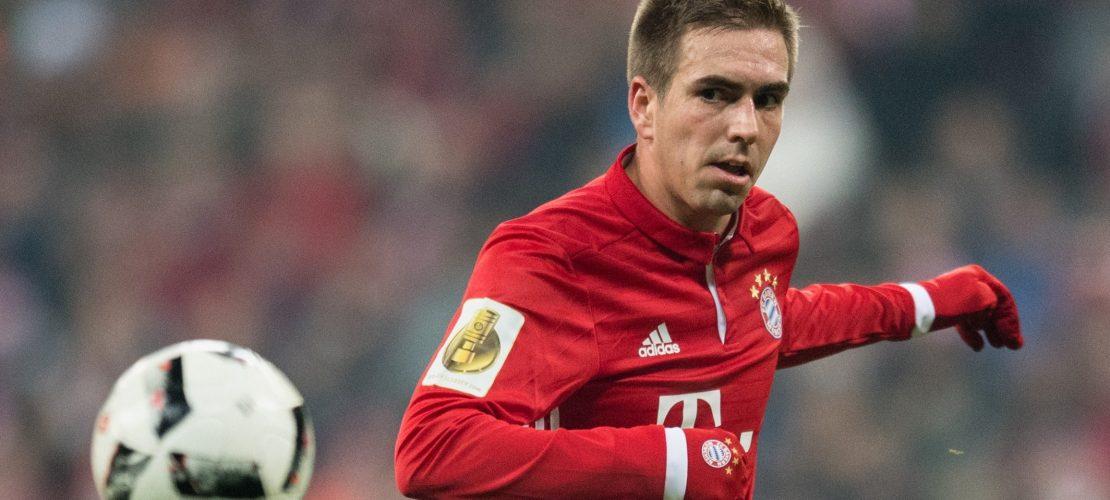 Philipp Lahm gibt Fußball auf