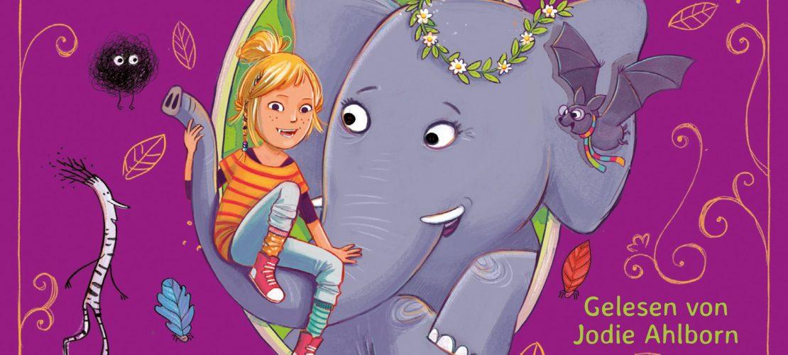 Hörbuch-Tipp: Polly und ihr Elefant