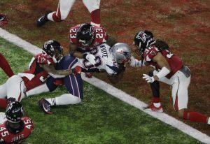 Super Bowl Spieldauer