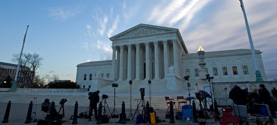 Was ist der Supreme Court?