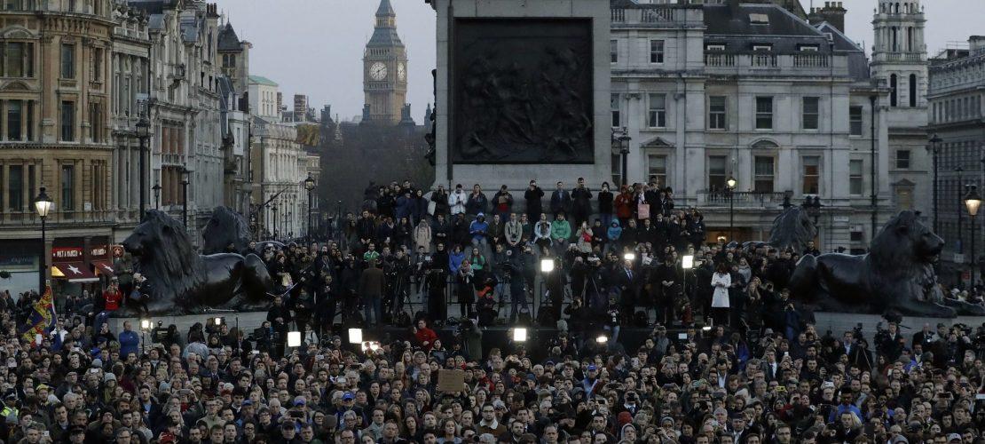Was ist in London passiert?