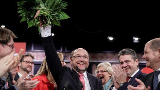Schulz ist jetzt Chef der SPD