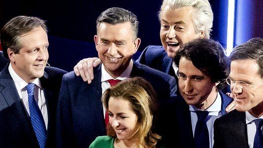 Niederlande wählen neues Parlament