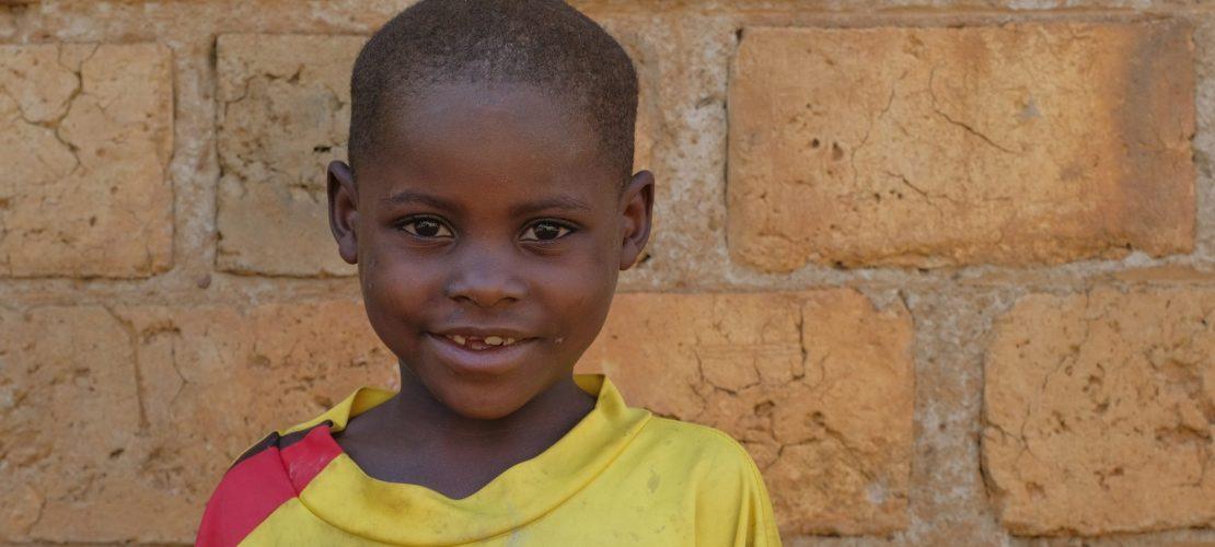 Ein Tag mit Evans aus Uganda