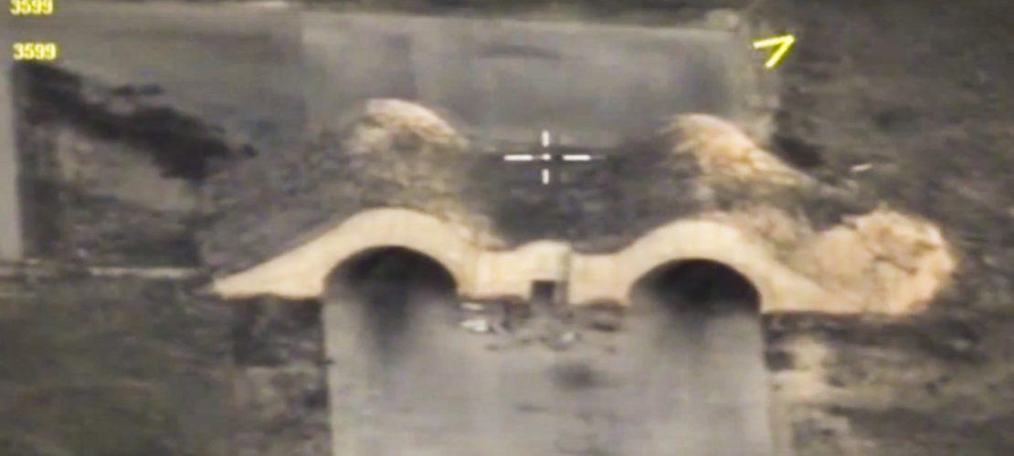 USA werfen Bomben in Syrien