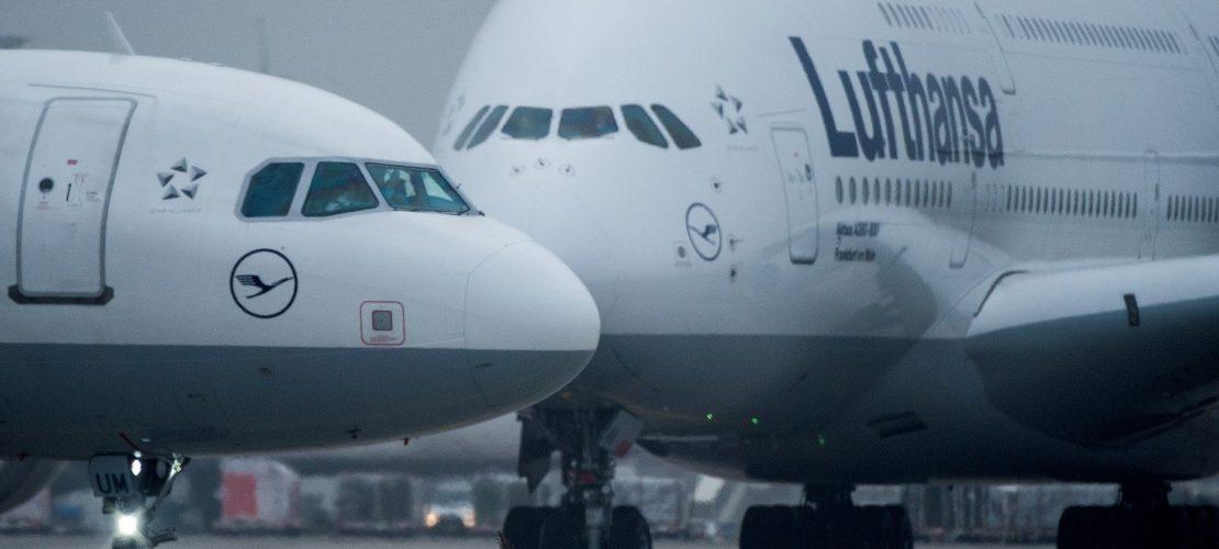 Beschützer der Flugzeuge