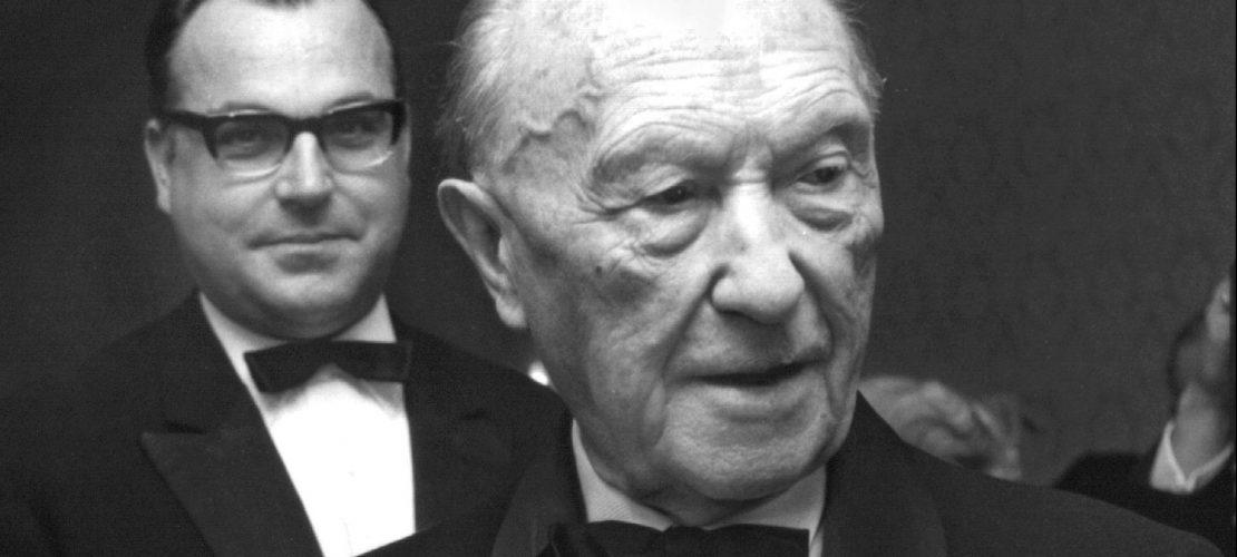 Was weißt du über Konrad Adenauer?