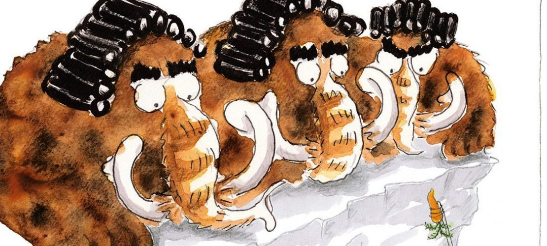 Hörbuch-Tipp: Das Mammutgericht