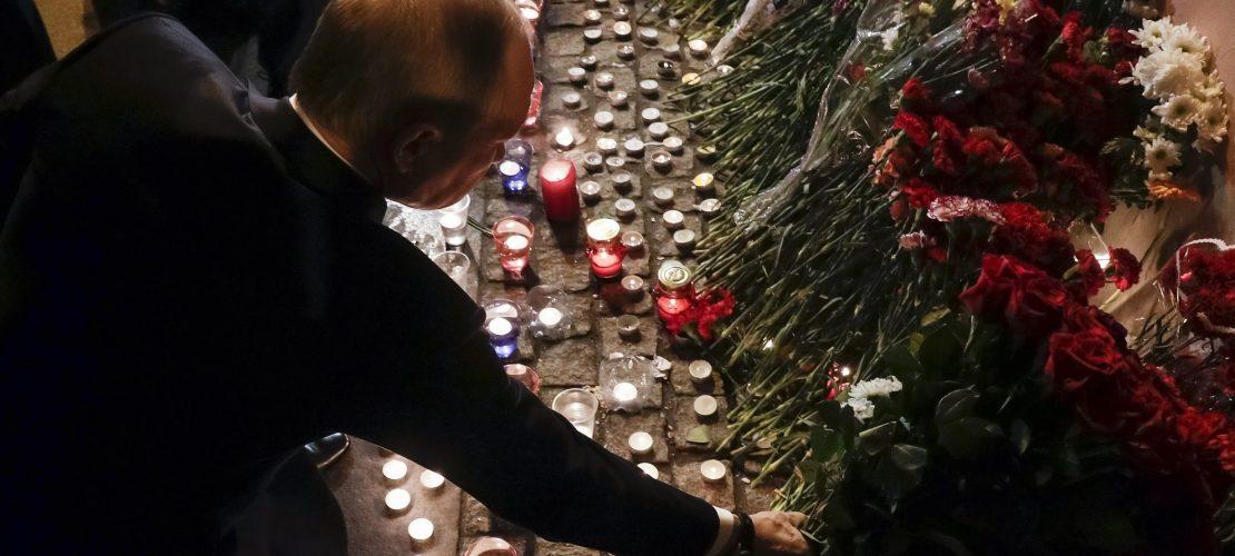 Anschlag in Russland