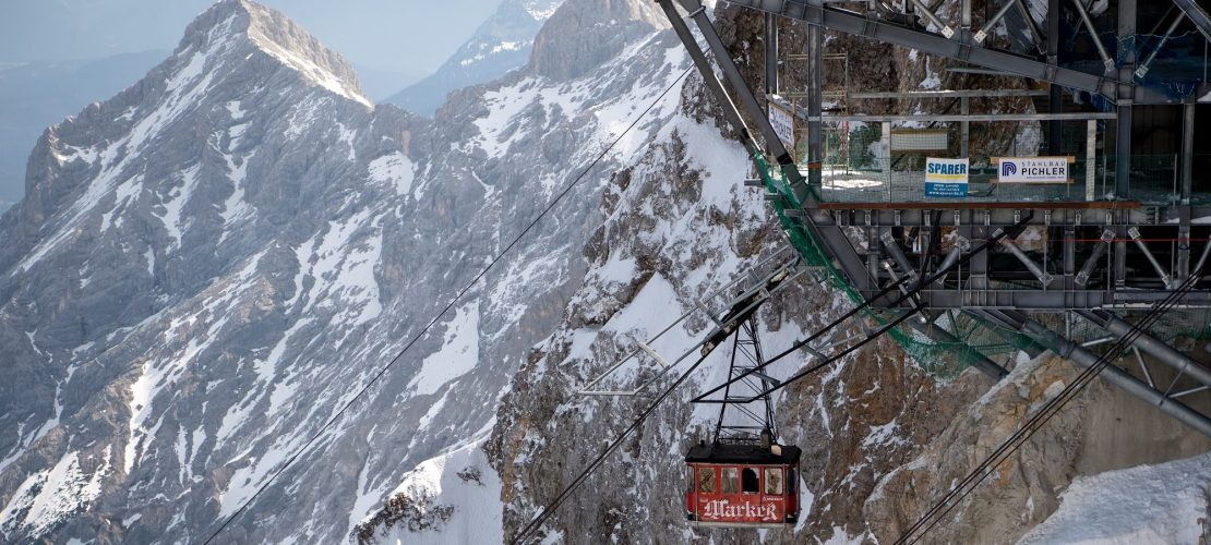 Wie heißt der höchste Berg Deutschlands?