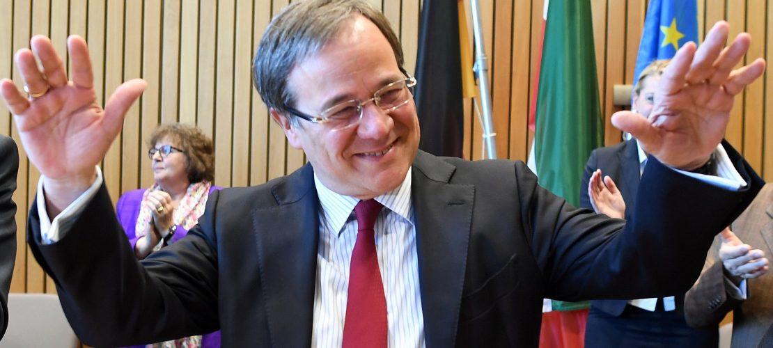 NRWs neuer Chef: Armin Laschet