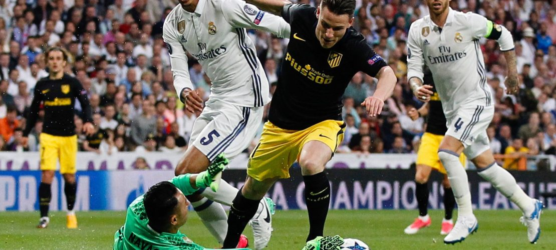 Schwere Aufgabe für Atlético