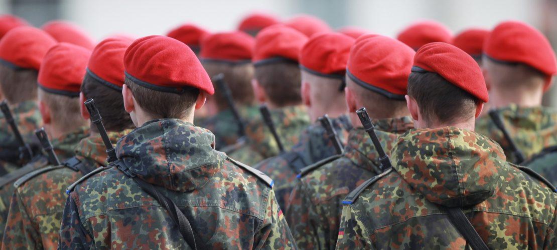 Ärger in der Bundeswehr