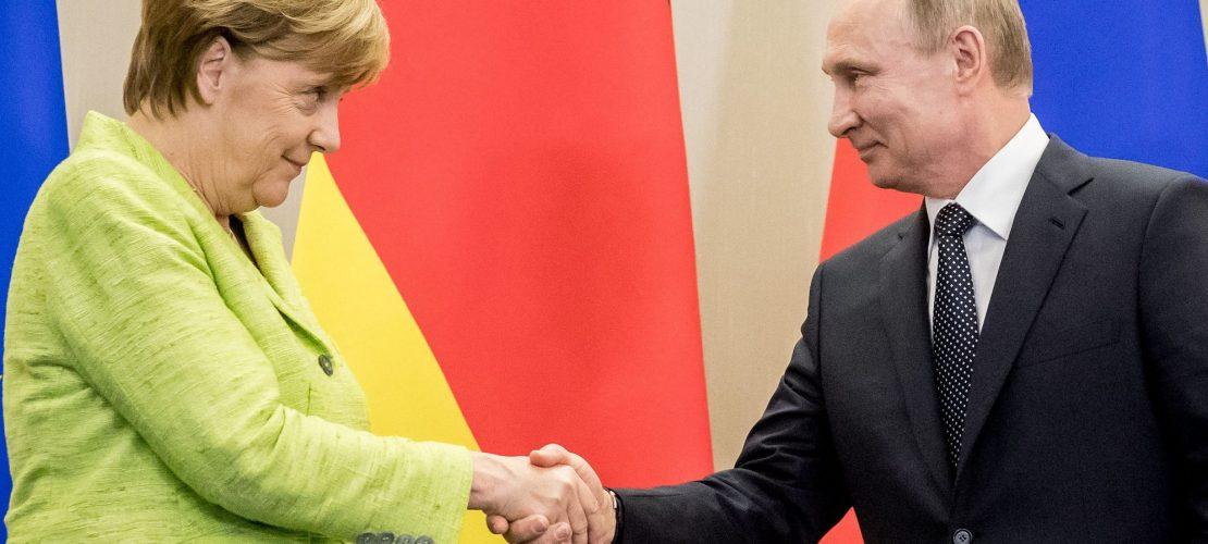 Hallo, Präsident Putin!