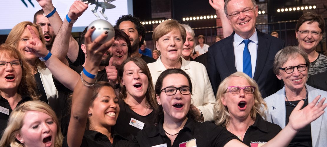 Die beste Schule Deutschlands