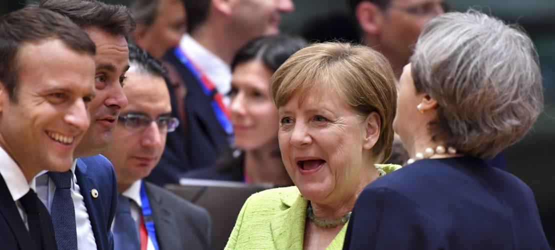Darüber reden Politiker beim EU-Gipfel