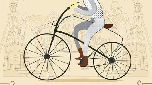 Wie ist das Fahrrad entstanden?