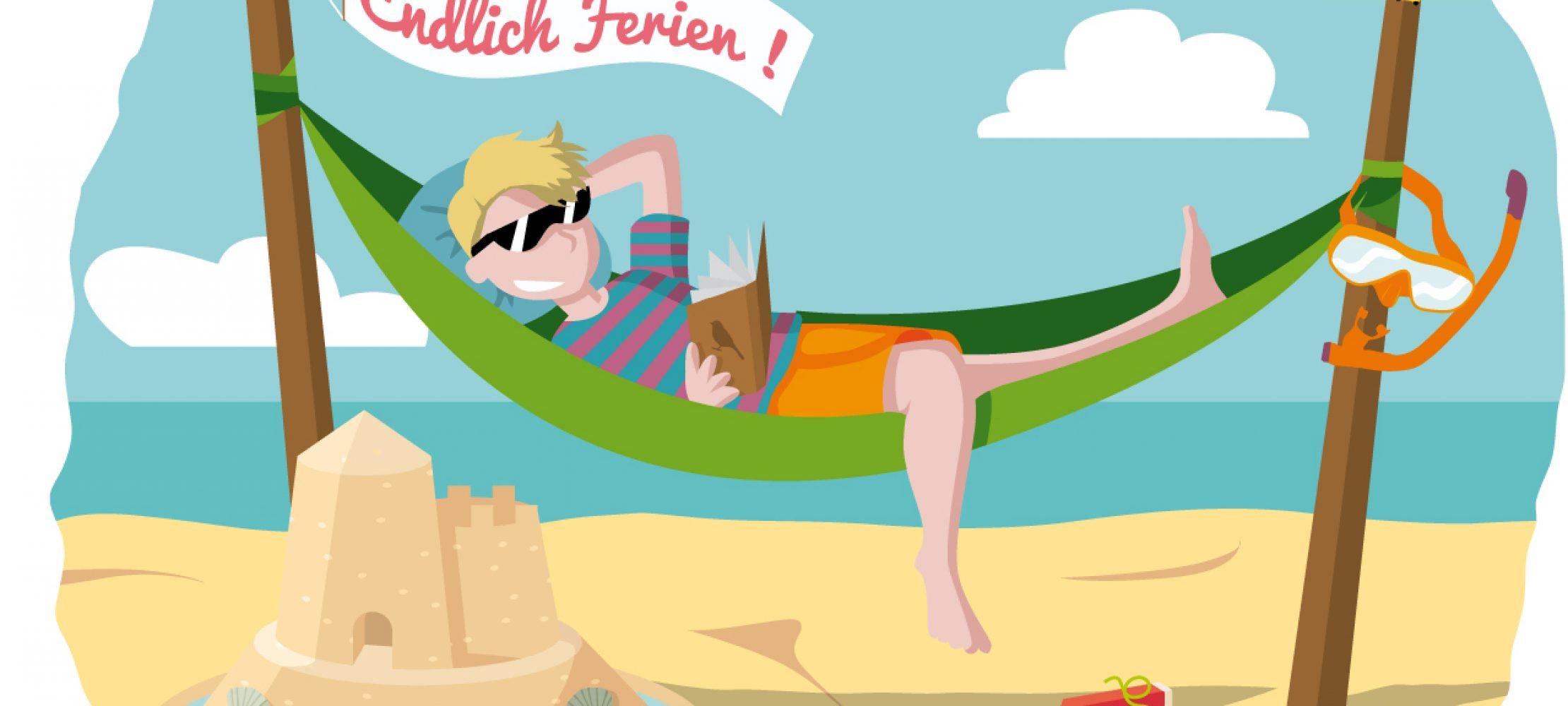 Buch Tipp Tolle Bücher für die Sommerferien   Duda.news