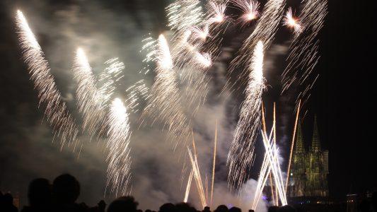 Macht Feuerwerk schlechte Luft?