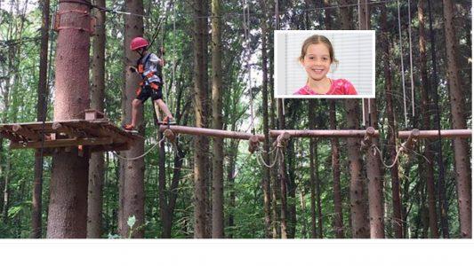 Helena rät: Ab in den Kletterwald!