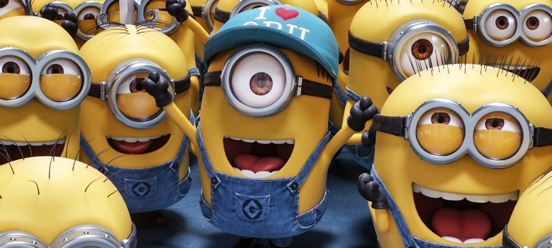 Kino-Tipp: Lachen mit den Minions