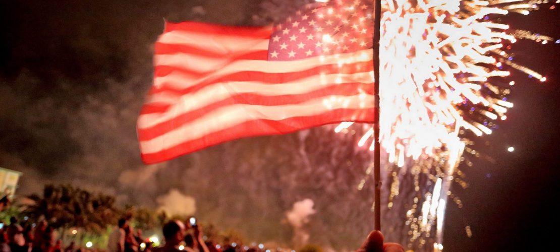 Was feiern die USA am 4. Juli?