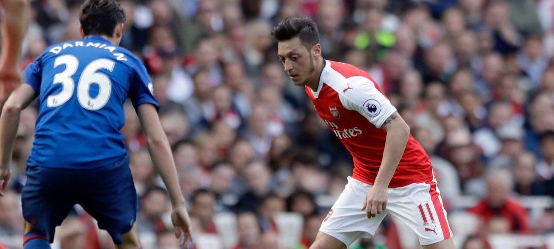 Mesut Özil – Der Zauberer