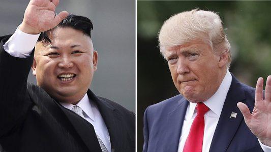 Nordkorea gegen die USA