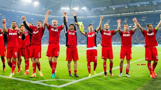1. FC Köln auf Europakurs