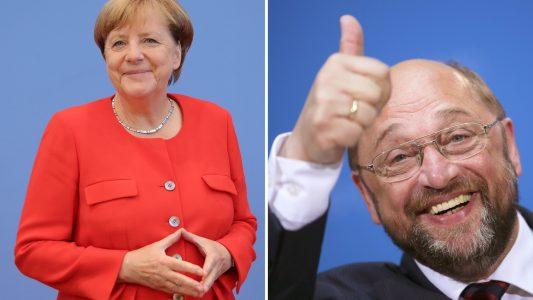 Das sind CDU und SPD