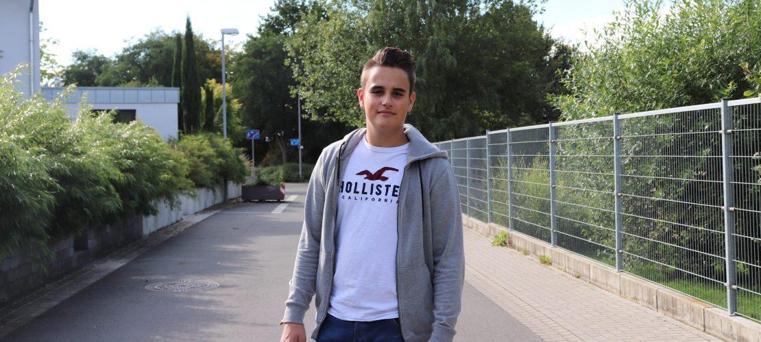 Dario kämpft dafür, dass man schon ab 16 wählen darf