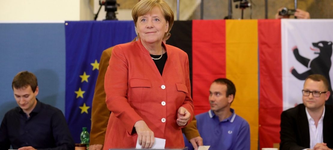 Deutschland hat gewählt!