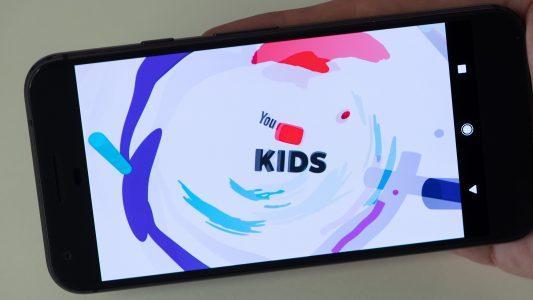Ein Youtube extra für Kinder