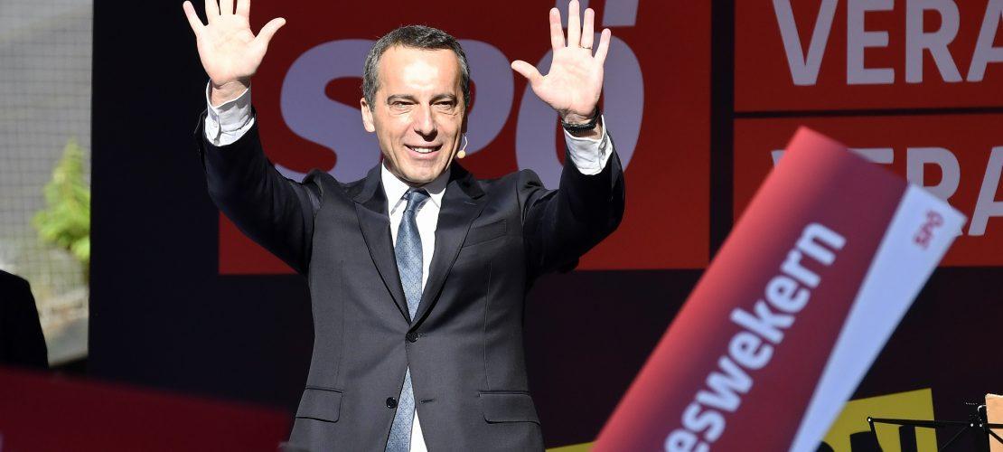 Österreich wählt neuen Kanzler