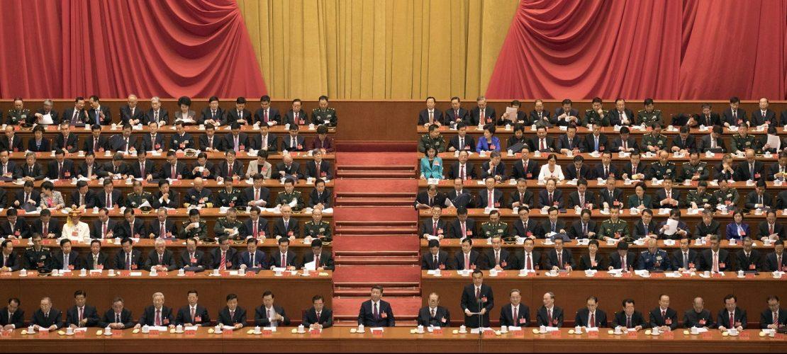Wichtiges Treffen in China