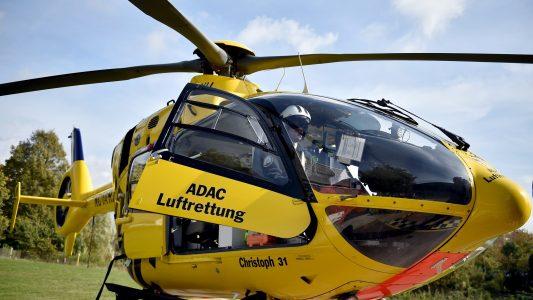Warum heißen viele Hubschrauber Christoph?