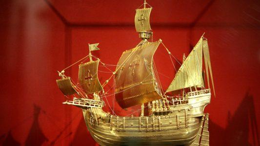Wie entdeckte Kolumbus Amerika?
