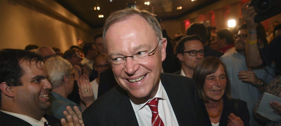 Die SPD freut sich
