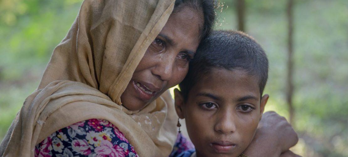 Warum fliehen die Rohingya?