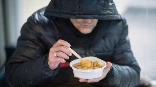 Leben auf der Straße – Obdachlos