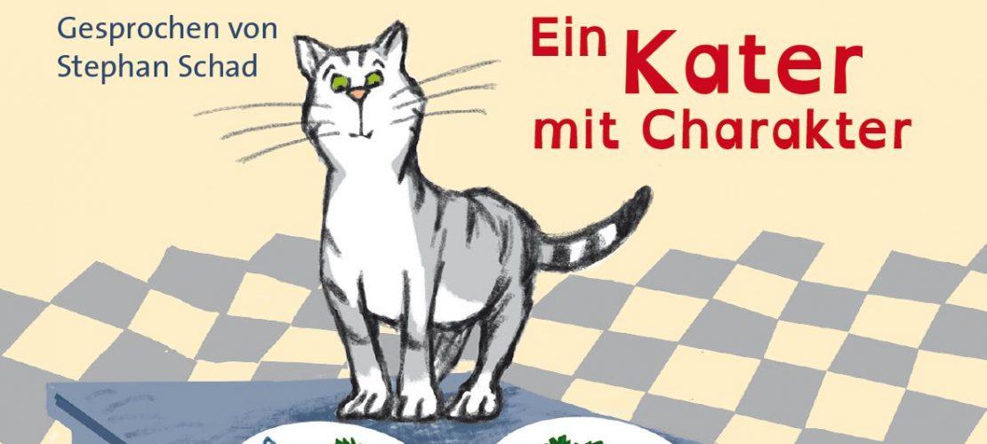 Hörbuch: Kater Oskar will ein Zuhause