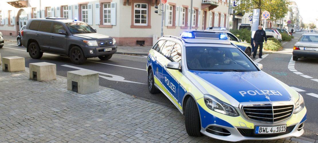 Polizei verhindert Anschlag
