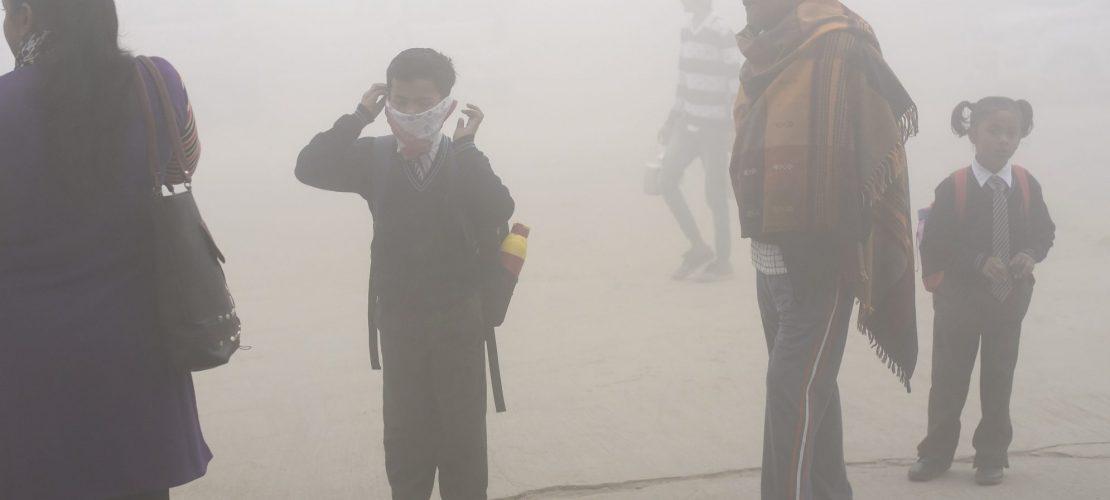 Gefährlicher Smog