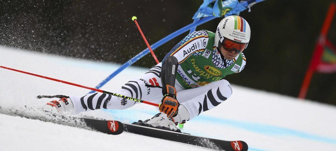 So trainiert ein Skirennfahrer
