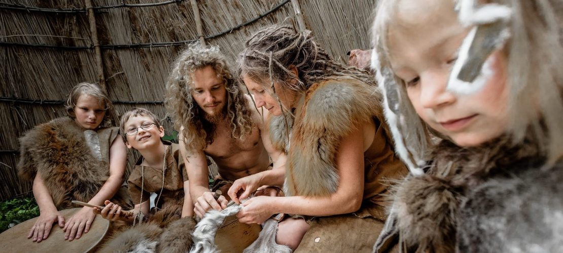 Wie lebten Kinder in der Steinzeit?