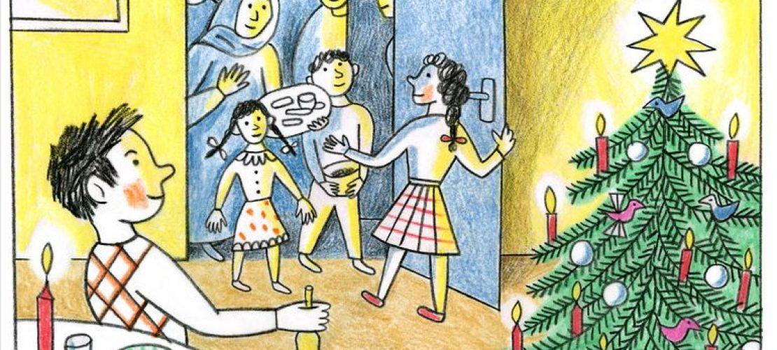Weihnachtsgeschichte 4: Es duftet nach Tannenbaum